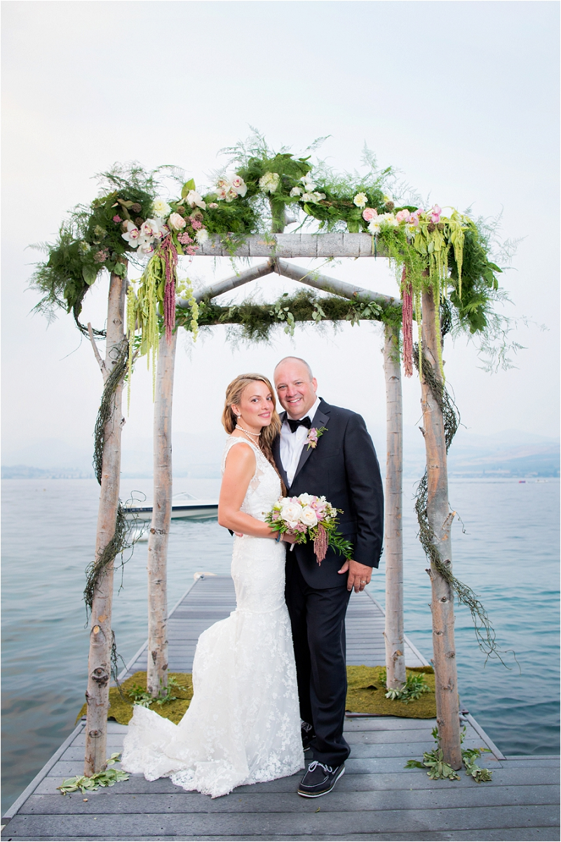 Dockside Matrimony | Heather & Greg | August 10th, 2014