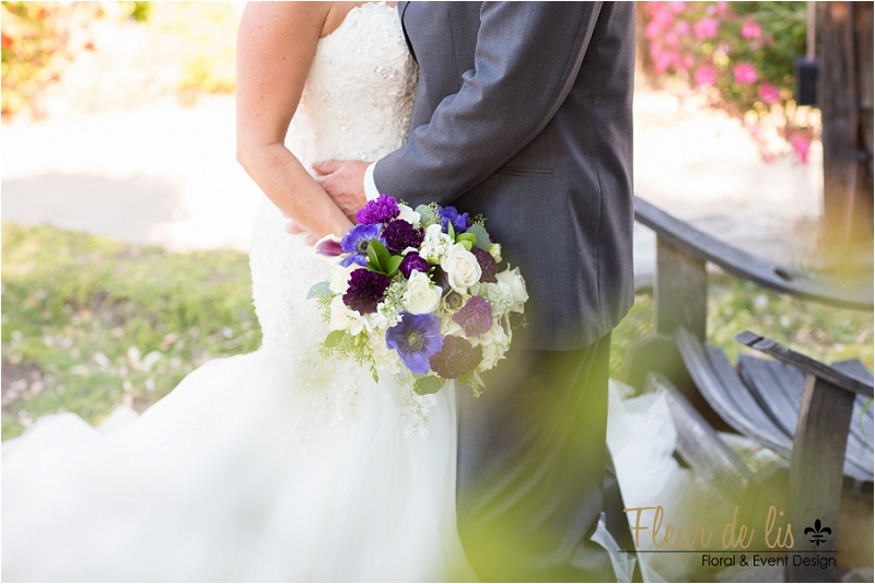 Elegant Purple Vineyard Wedding | Mindy & Eric | August 7th, 2015