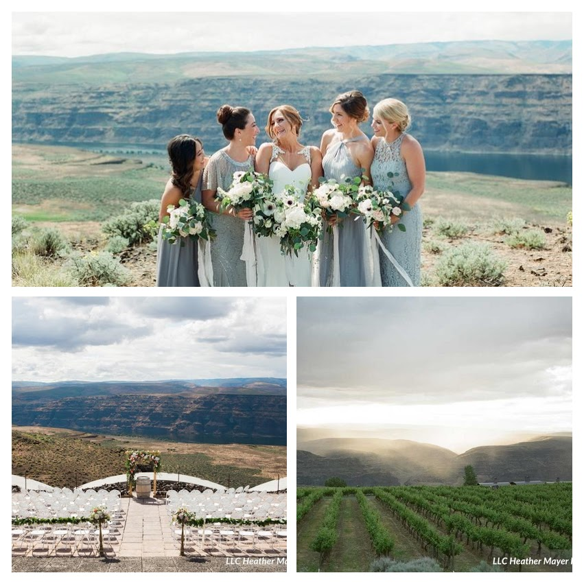 beautiful-ceremony-trellis-florist-lakechelanflowers-com-heathermayerphotography-lakechelanweddingrentals-com-caveb-com-collage