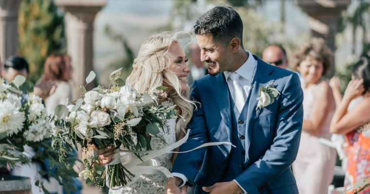 Simply Stunning – Priscilla & Michael | August 17th | Tsillan Cellars